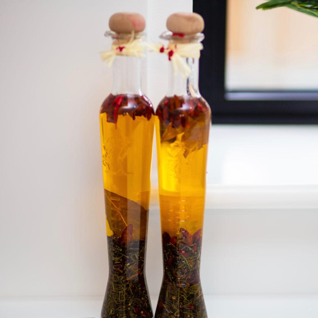 Pair oils
