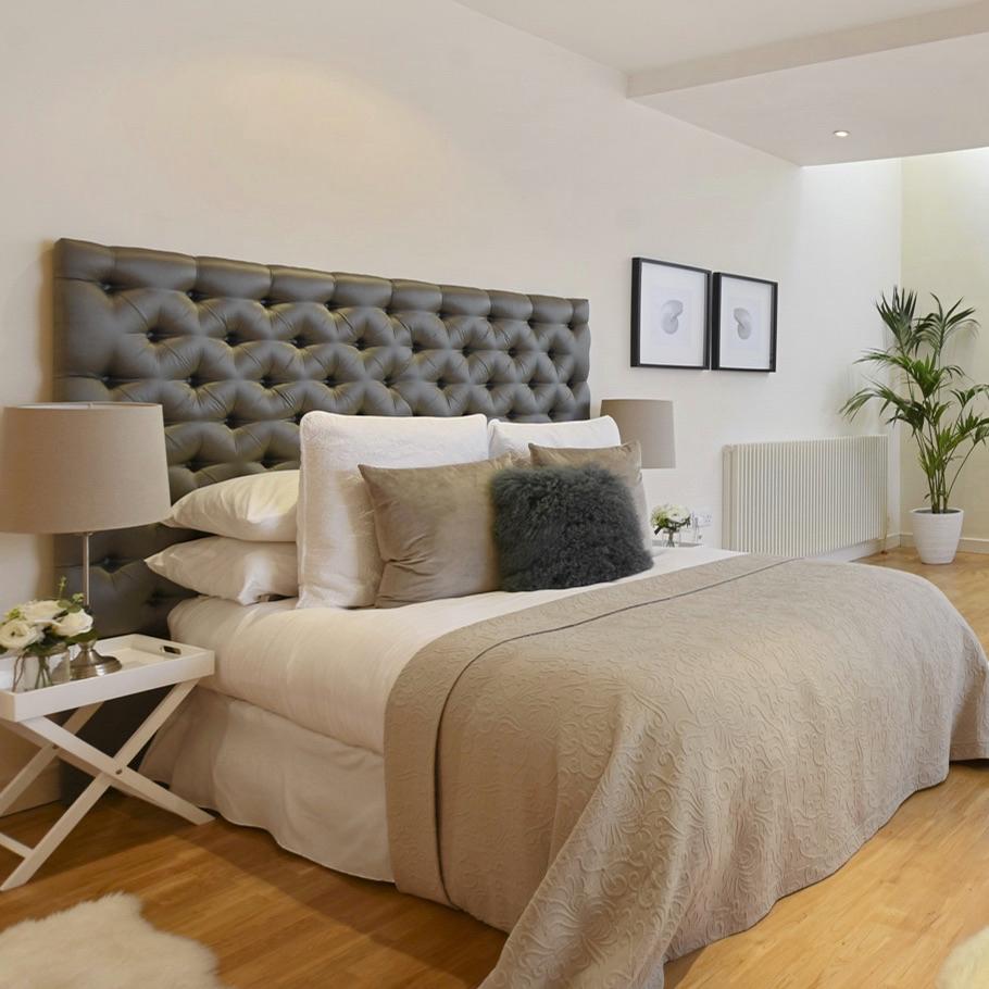 Islington maisonette basement bed