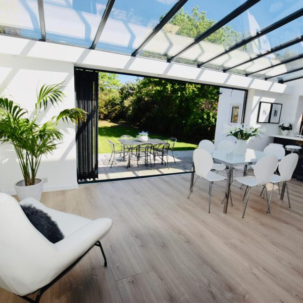 Essex house conservatory