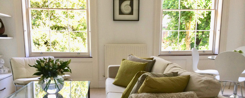 North London ex-rental property
