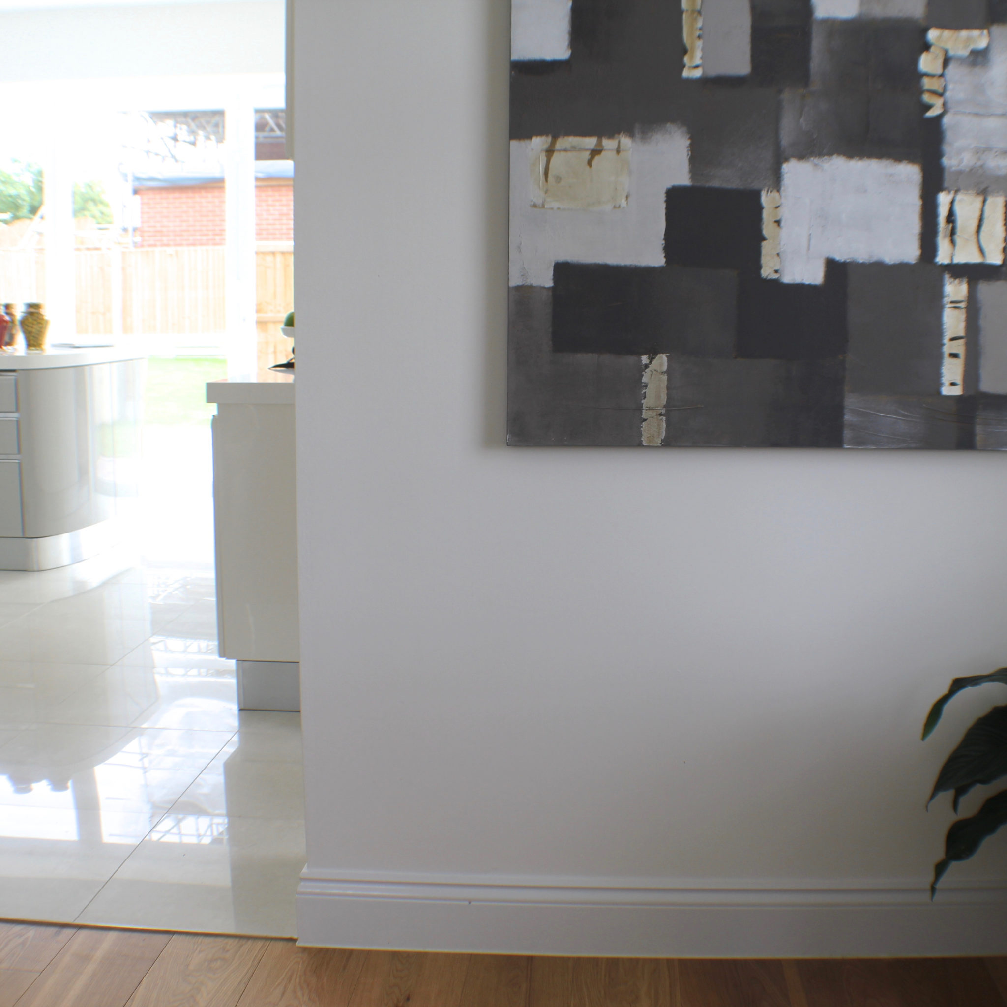 Muswell Hill canvas and kitchen