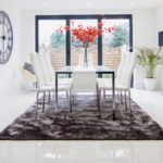 Show house dining table